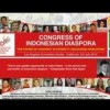 Kongres Diaspora 2012 Siap Digelar di Los Angeles