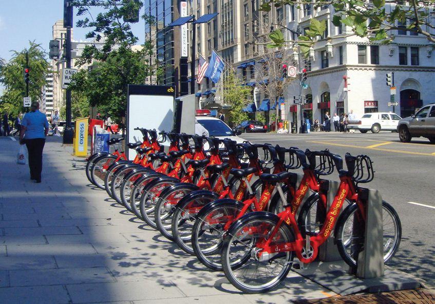 Parkir Sepeda