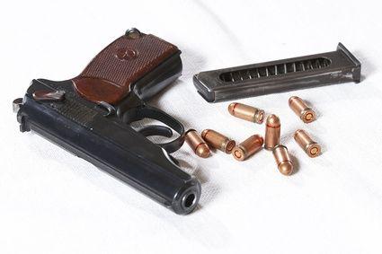 ilustrasi senjata