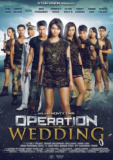Cover Operation Wedding