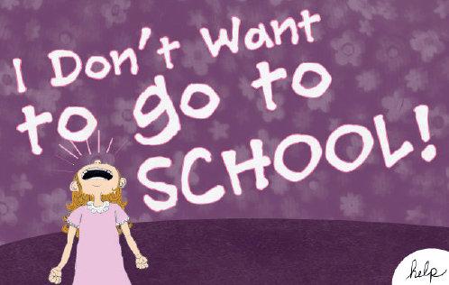Malas ke Sekolah
