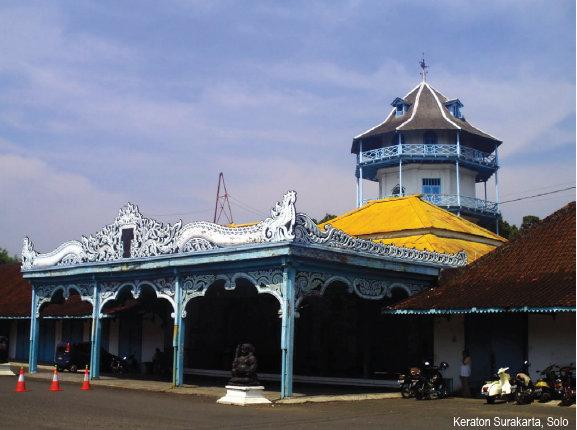Keraton Surakarta, Solo