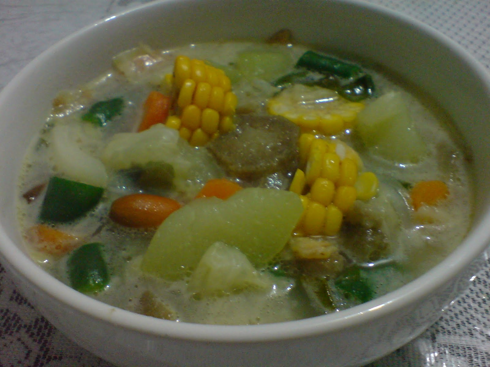 resep makanan enak resep sayur lodeh enak