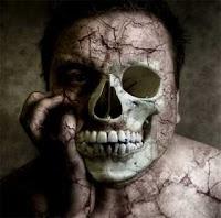(Gambar 1 Ilustrasi Penderita Sindrom Cotard atau Sindrom Kematian)