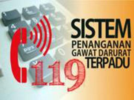 Layanan Kesehatan 119 (foto:beritajakarta.com)