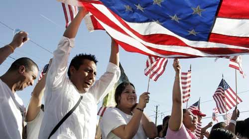 Demo Imigrasi