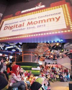 Digital Mommy