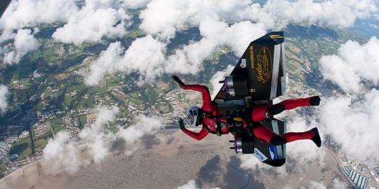 manusia jet (foto: softpedia.com)
