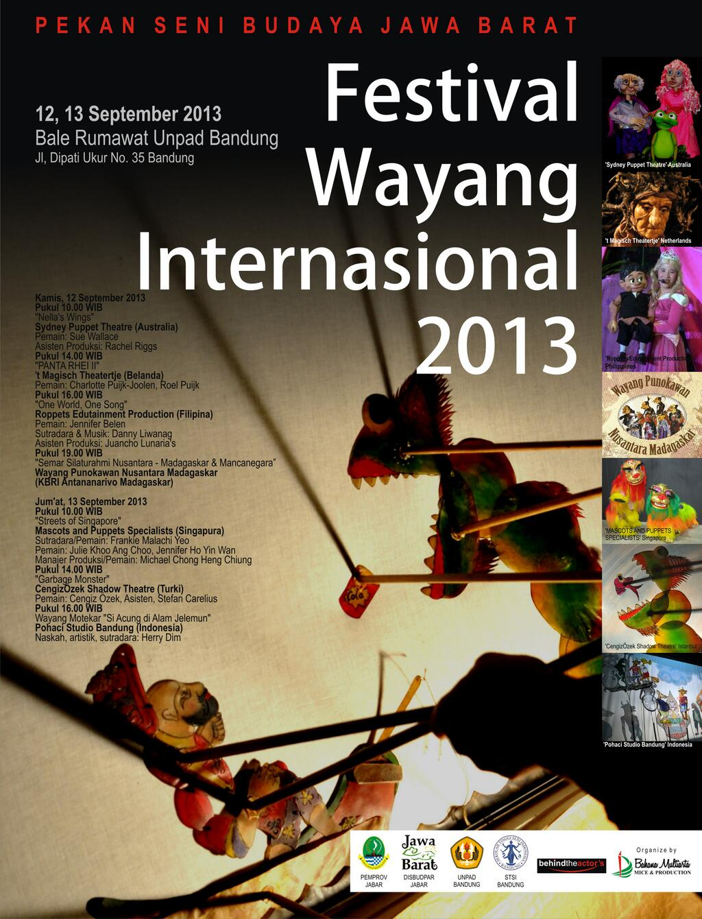 festival wayang internasional