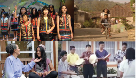 Aku cinta indonesia serial