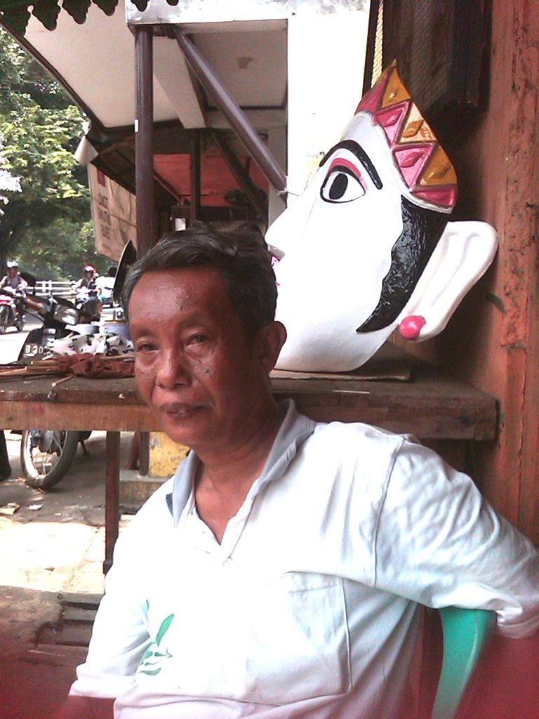 Supandi, Pendiri sanggar utan panjang
