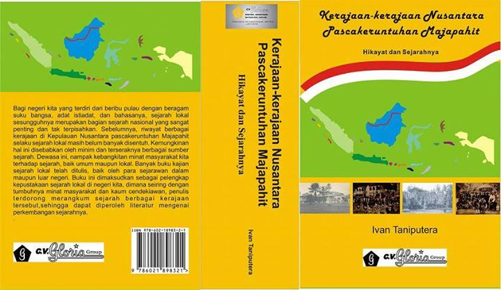 Buku sejarah Ivan Taniputera