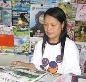 caleg loper koran (foto.dok :Tempo.com)