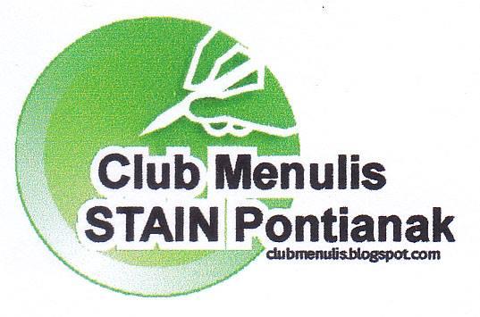 logo club menulis