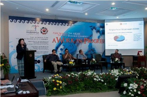 softlaunching The ASEAN Economic Community, A Work in Progress