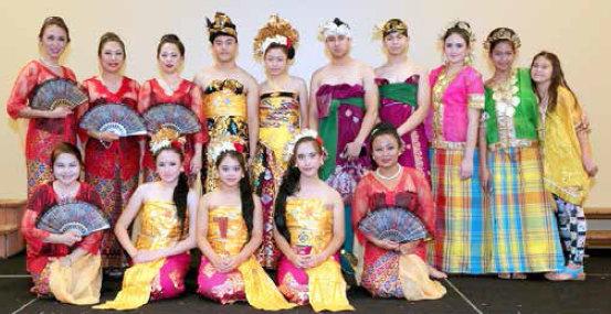 Rumah Budaya Indonesia di Austin