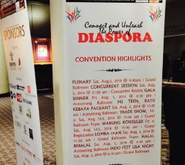 Banner Diaspora