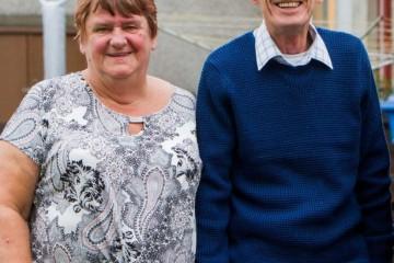 Allan Healy dan Margaret Mitchell