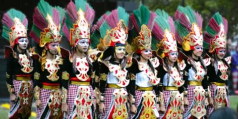 Batik Keris New England Indonesia Festival