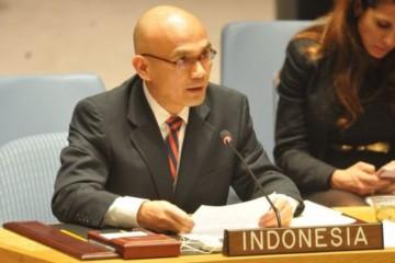 Dubes Desra Percaya ( Dok. Perwakilan tetap Indonesia di PBB)