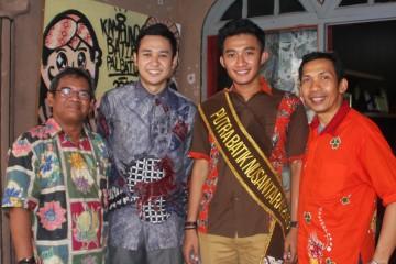 Harry Domino, Budi Darmawan, dan Putra Batik Nusantara