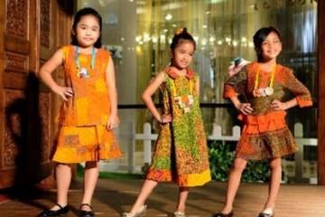 Model-Baju-Batik-Anak