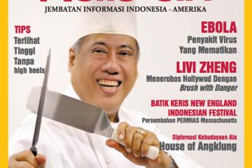 Majalah Kabari September - Oktober 2014