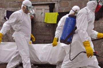 penganganan ebola