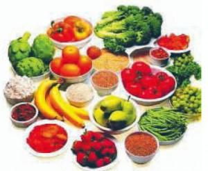 Makanan Sehat dan Tinggi Serat