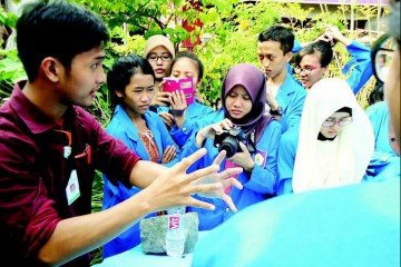 Edwin Permana dosen muda politeknik kesehatan Menkes
