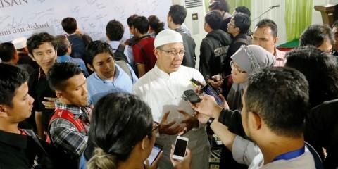 Menteri Agama Lukman Hakim (foto :Menag.go.id)