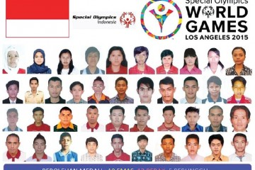 Special Olympics World Games 2015