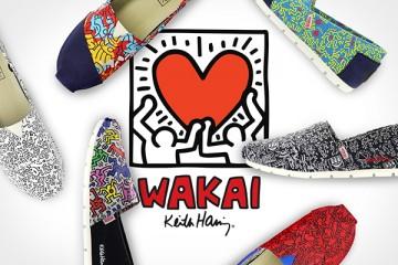 Wakai x Keith Haring s