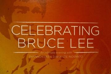 Poster Ulang Tahun Bruce Lee