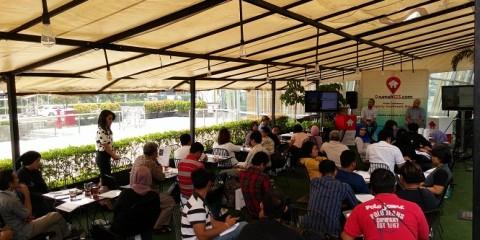 Suasana Press Conference 2-1