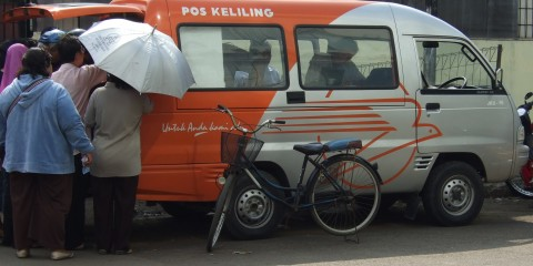Mobile_post_office_Indonesia_pos_keliling