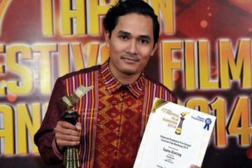Penghargaan di Festival Film Bandung 2014 (Dok Liputan6)