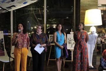 Muralis Sebagai Transformasi Kiprah Kaum Perempuan