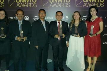 UNWTO Award (foto : banyuwangitourism.com)