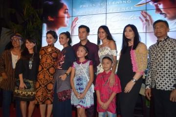 Bintang Film Surat Cinta Untuk Kartini