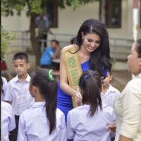 make a donation to school for the deaf vientiane laos