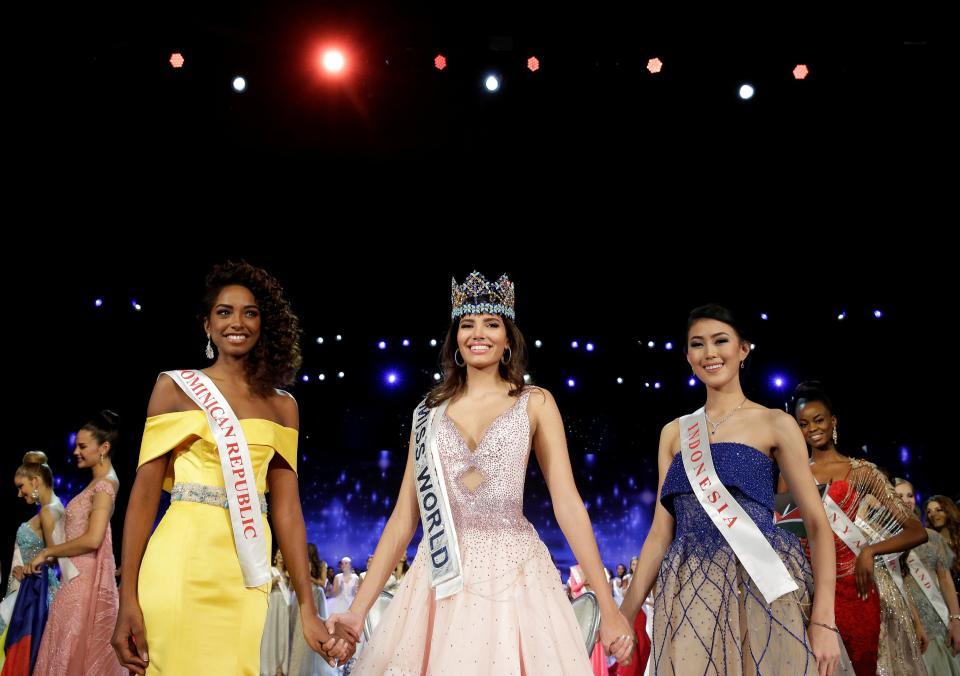 Miss world 2016, natasha
