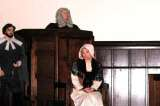 witch trial at dungeon museum