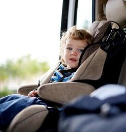 kids in the car