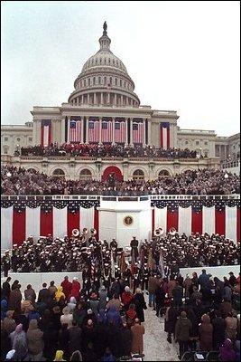 white house inauguration