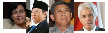 calon menteri