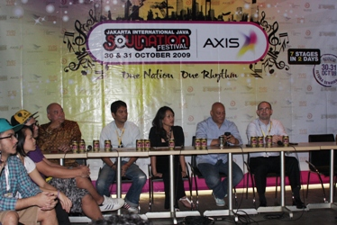 Press Conference Java Soulnation