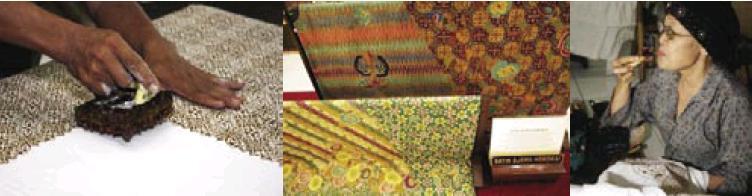 pembuatan batik