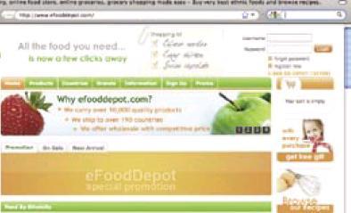 efooddepot.com