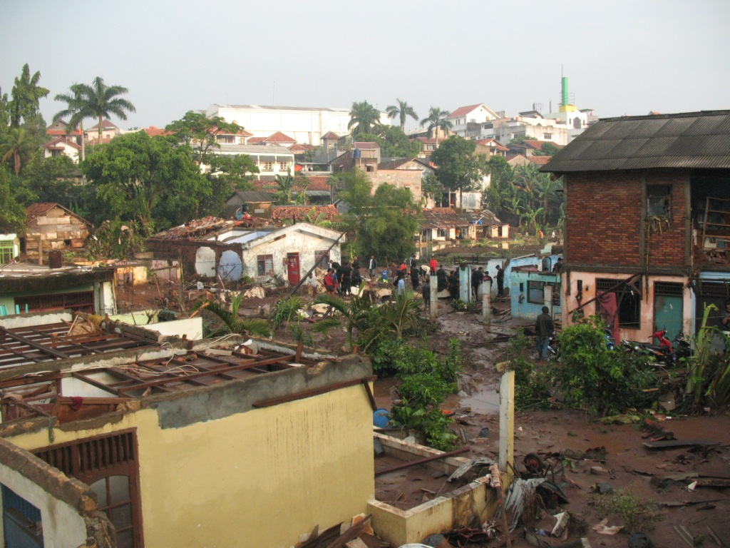 Banjir Situ Gintung